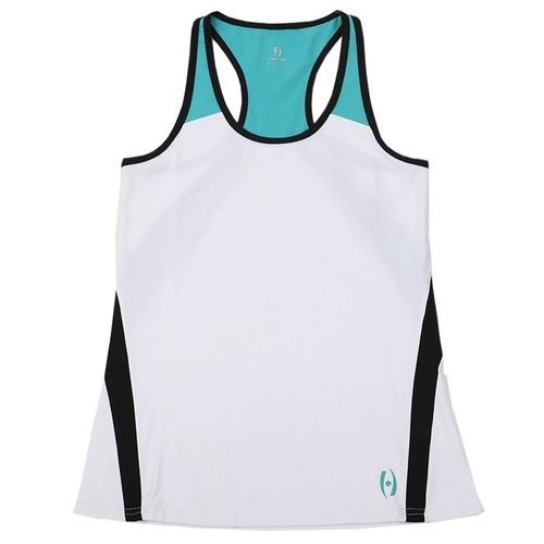 WOMEN'S CHARGE TANK Weiß