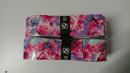 Crazy Grips Pink Flowers 2er pack
