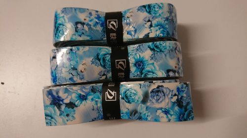 Crazy Grips Blue Flowers 3er pack
